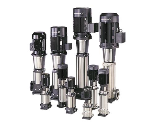 多级管道泵CR