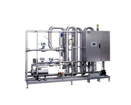 阿法拉伐混合与碳酸化产品